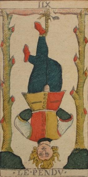 """La carte du tarot """"Le Pendu"""" - Page 2 ChossonXII"""