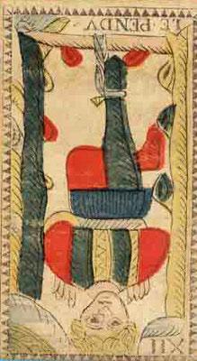 "La carte du tarot ""Le Pendu"" - Page 2 Pendubelgebodet"