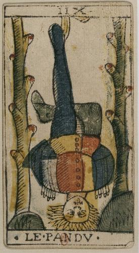 """La carte du tarot """"Le Pendu"""" - Page 2 Pendudodal"""