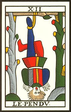 """La carte du tarot """"Le Pendu"""" - Page 2 PendunobletParFlornoy"""